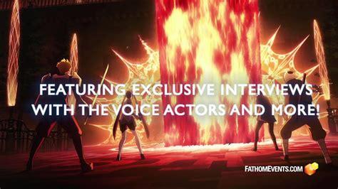 Kaos Ordinal 20th Century Fox Studio fathom events