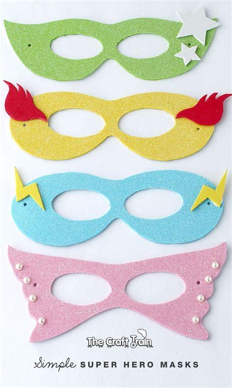 25 best ideas about super hero masks on pinterest
