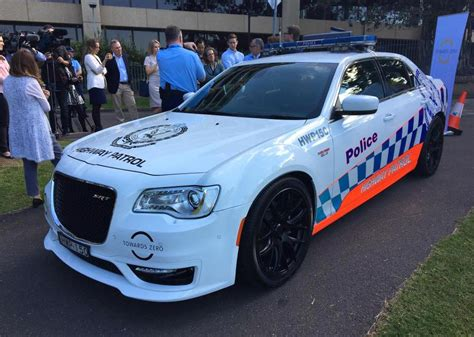 Chrysler 300 Car by Chrysler 300 Srt Nsw Car Being Trialled