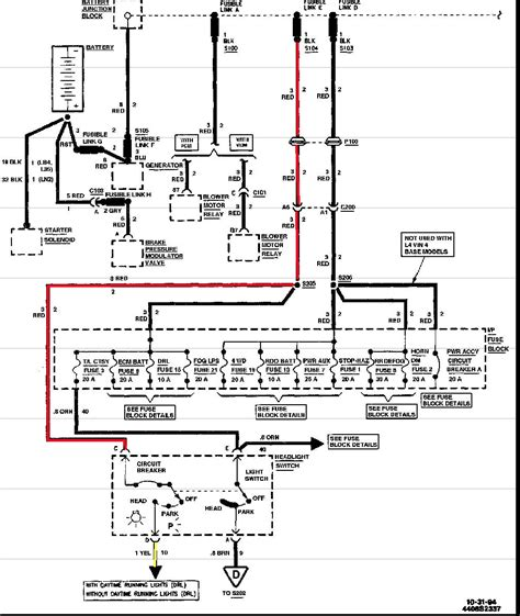 chevy headlight switch wiring diagram 37 wiring diagram