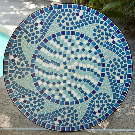 mosaic tile patio table epic mosaic garden path 88 within furniture home design