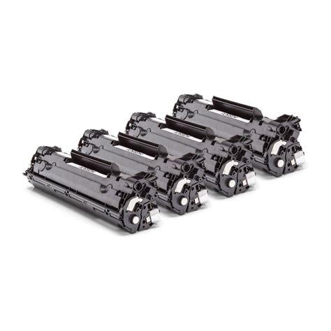 Toner Hp Laserjet 85a Ce285a 4 4x toner kompatibel zu hp ce285a 85a schwarz ebay