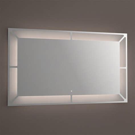 lairage cuisine plan de travail miroir salle de bain lumineux miroir lumineux led salle