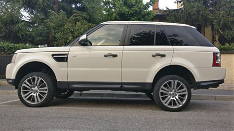 lifted land rover sport easy lift land rover passion range rover sport 4