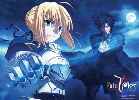 Anime Wall Scroll Poster Gantung Fate Stay Master Artoria buy wall scroll fate zero wall scroll saber and kiritsugu archonia