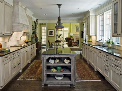 kitchen ideas hgtv galley kitchen remodeling pictures ideas tips from