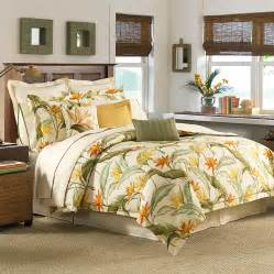 Palm Leaf Shower Curtain Tommy Bahama Birds Of Paradise Comforter Amp Duvet Set From