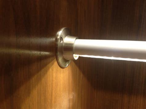 Closet Rod Light by Newport Residence Led Closet Rod Lighting