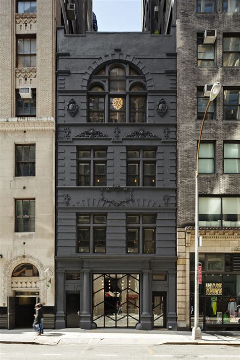 house nyc paint it black 16 mysterious houses that joined the side urbanist
