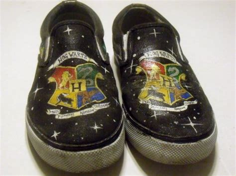 harry shoes harry potter shoes on