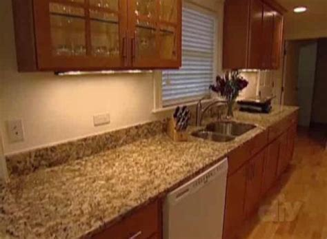How To Install Kitchen Countertops How To Install Granite Tile Kitchen Countertops Popscreen