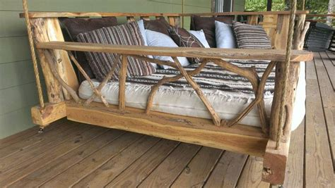 What Is A Swing Bed by 8 Comfy Porch Swing Bed Designs Perfectporchswing