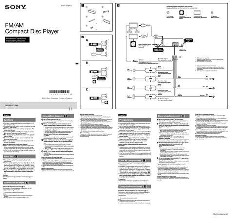 sony cdx gt65uiw wiring diagram gooddy org