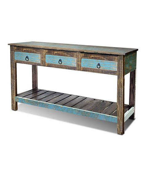 Teal Console Table Teal Sofa Table Smileydot Us