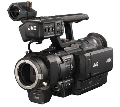 nikon 4k jvc launch a 4k with nikon mount which gets almost