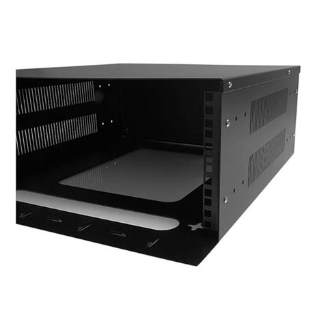 4u Server Rack by Server Rack 4u 19in Steel Horizontal Wall Mountable Server Rack Startech