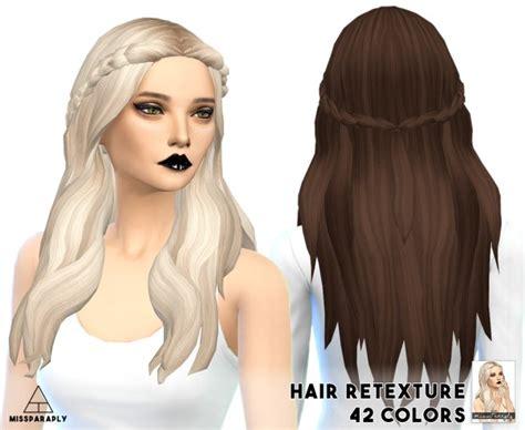 the sims 4 free hair beauty downloads hair beauty miss paraply hair retexture kiara24 sensitive 42