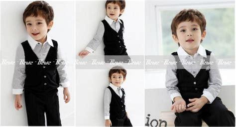 Murah Celana Panjang Anak Umur 1 3 Tahun jual baju setelan anak korea laki laki import 3in1 formal