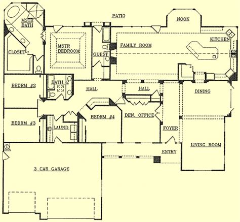 st lawrence homes floor plans northwest homes floor plan details