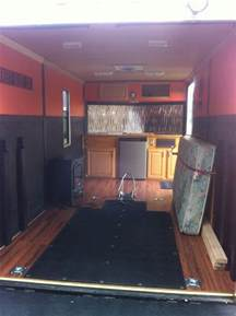 Custom Cabinets Tampa Enclosed Cargo Trailer Camper Conversion Quotes