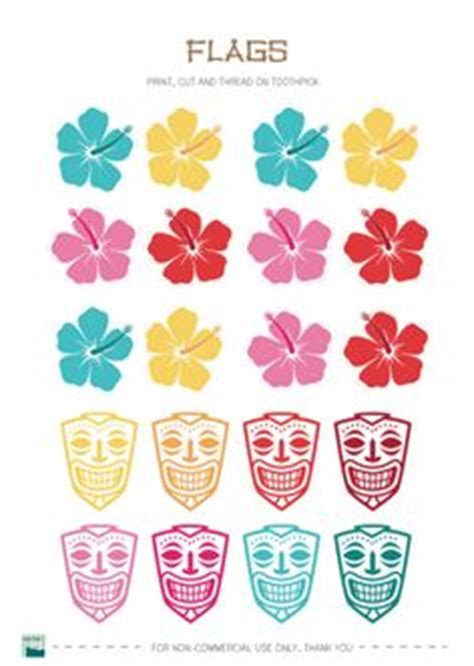 free printable luau party decorations 1000 images about hawaiian themed on pinterest luau