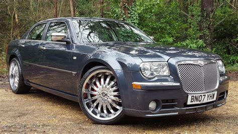 chrysler hemi 300c used 2007 chrysler 300c 5 7 hemi v8 4dr for sale in dorset