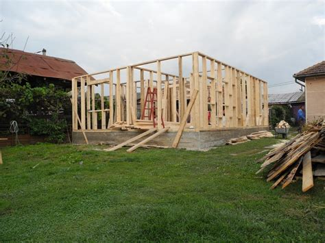 pictures of a frame houses house construction time lapse wooden frame