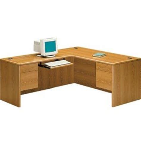 L Shaped Desk Left Return by Hon L Shaped Office Desk W Left Return Hon 2000l Office Desks