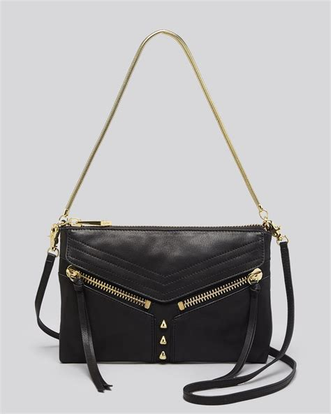 Botkier Mini Convertible Duffel botkier crossbody legacy mini convertible in black lyst