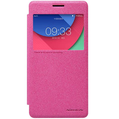 Lenovo Vibe P1 Nilkin Sparkle Original 100 nillkin sparkle series new leather for lenovo vibe p1