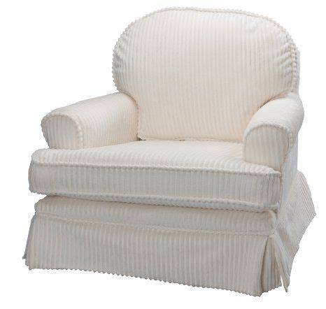 chenille glider and ottoman com harmony kids round back glider ivory chenille
