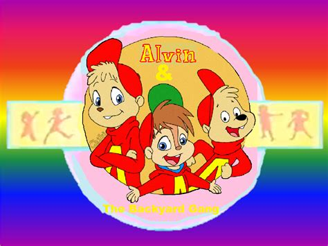 barney and friends backyard gang alvin the backyard gang the parody wiki fandom powered by wikia