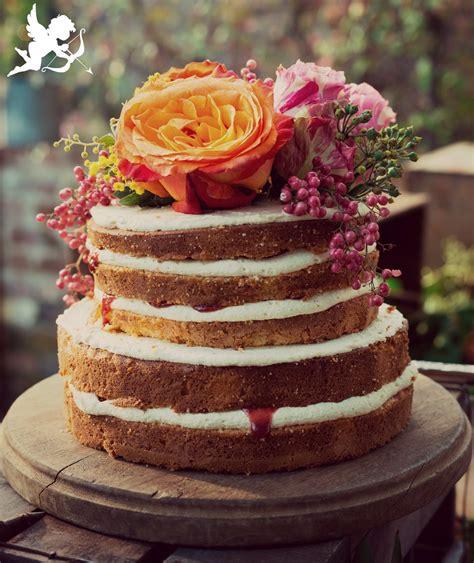 imagenes de pasteles ok tendencias en tortas de boda floral cake nude cake
