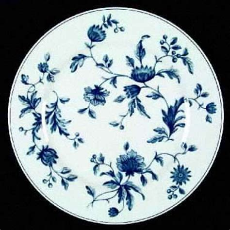 china pattern on blue bloods wedgwood mikado blue flowers at replacements ltd