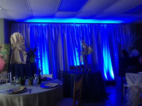 Pipe And Drape Lighting lighting and drape designs specialty linens