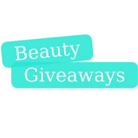 Verified Giveaways - beauty giveaways ibeautygiveaway twitter