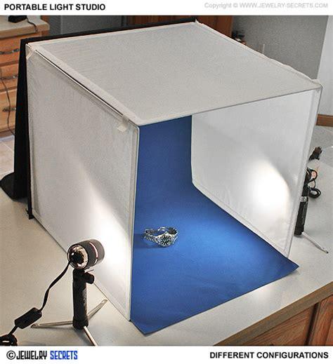 portable light box photography 20 photo light tent studio for jewelry jewelry secrets