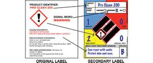 secondary container label template employers fast approaching osha deadline for labeling