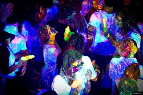 glow in the paint events 1000 images about glow on glow pink