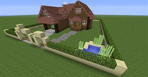 my house minecraft my dream house minecraft project