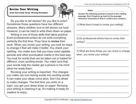 3rd Grade Reading And Writing Worksheets by Image Gallery Handwriting Activities 3rd Graders