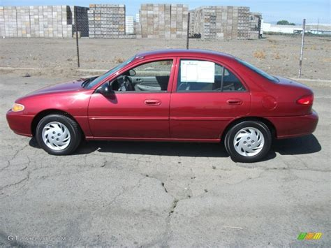 how to work on cars 1998 mercury tracer electronic valve timing 1998 mercury tracer information and photos momentcar