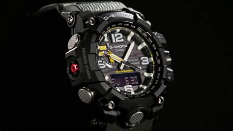G Shock Gwg 1000 New casio g shock mudmaster gwg 1000 all models released g
