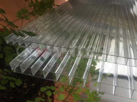 greenhouse 10mm polycarbonate panels roofing sheets