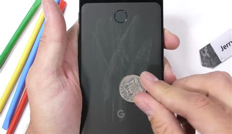 pixel 3 xl durability test is mostly reassuring