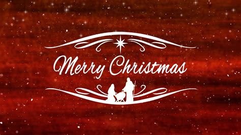 merry christmas red grunge  vintage holidays background motion background storyblocks video