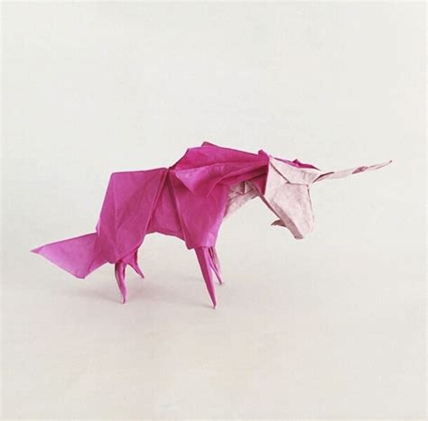 Designs Origami 4 - cool origami designs inspired by dragons unicorns and