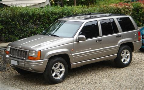 How Much Is A 1998 Jeep Grand Worth 1998 Jeep Grand 5 9 Limited Specifications