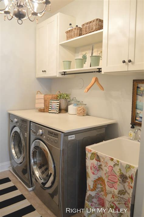 laundry room right up my alley orc laundry room reveal