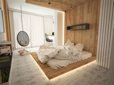 bedroom headboard lighting highlight your bed with a floor to ceiling headboard and